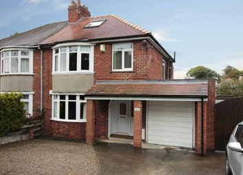Thumbnail 3 bed semi-detached house for sale in Boroughbridge Road, York, North Yorkshire