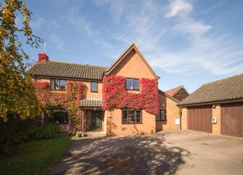 Thumbnail 4 bed detached house for sale in Tostock Road, Beyton, Bury St. Edmunds