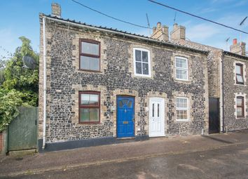 Thumbnail 2 bedroom semi-detached house for sale in Melford Bridge Road, Thetford