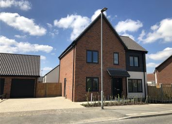 Thumbnail 4 bed detached house for sale in Plot 24, Fuller's Place, Mendham Lane, Harleston
