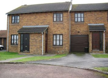 Thumbnail 2 bed terraced house to rent in Harrington Close, Lower Earley, Reading
