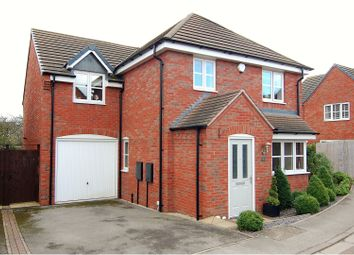 Thumbnail 5 bed detached house for sale in Barnes Close, Wilford