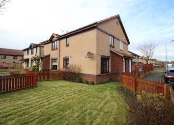 Thumbnail 1 bed semi-detached house for sale in Mcdonald Drive, Irvine, North Ayrshire