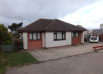 Thumbnail 3 bed detached bungalow for sale in St. Aethans Avenue, Burghead, Elgin
