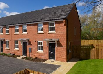 "Thumbnail 2 bedroom end terrace house for sale in ""Winton"" at Blenheim Close, Stafford"