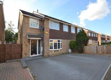 Thumbnail 4 bedroom semi-detached house for sale in St. Johns Avenue, Kingsthorpe, Northampton