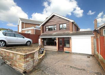 Thumbnail 4 bed detached house for sale in Ridding Gardens, Polesworth, Tamworth