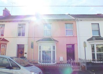 Thumbnail 3 bed terraced house for sale in Woodbine Terrace, Pembroke, Pembrokeshire