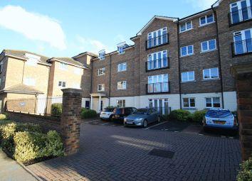 Thumbnail 2 bed flat for sale in Baker Crescent, Dartford