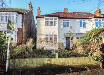 Thumbnail 4 bed semi-detached house for sale in Hare Lane, Claygate, Esher