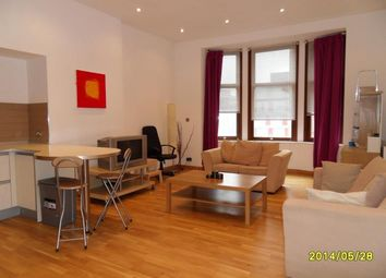 Thumbnail 2 bed flat to rent in York Street, Glasgow