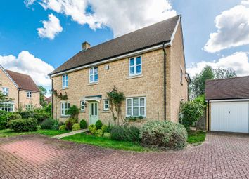 Thumbnail 4 bed detached house for sale in Park Road, Hartwell, Northampton