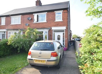 Thumbnail 3 bedroom semi-detached house for sale in Station Road, Scunthorpe