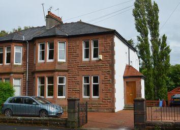 Thumbnail 5 bed semi-detached house for sale in Fleurs Avenue, Glasgow