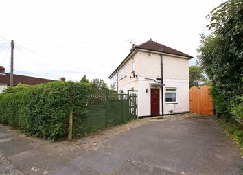 Thumbnail 2 bed semi-detached house to rent in Riverside, Hendon, London