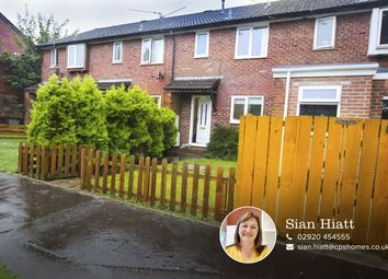 Thumbnail 2 bedroom terraced house for sale in Glyn Coed Road, Cardiff