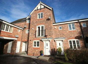 Thumbnail 3 bed town house for sale in Welldale Mews, Sale