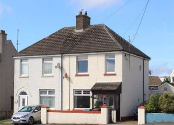 Thumbnail 3 bed semi-detached house for sale in Steynton Road, Steynton, Milford Haven