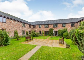 Thumbnail 2 bed flat for sale in Sandringham Court, London Road, Holmes Chapel