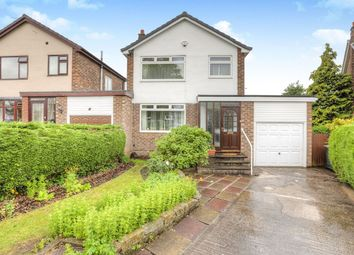 Thumbnail 3 bed detached house for sale in Pinfold, Hadfield, Glossop