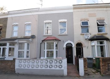 Thumbnail 3 bed terraced house to rent in Leonard Road, Forest Gate, London