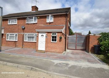 Thumbnail 3 bed semi-detached house for sale in Blackbush Spring, Harlow, Essex