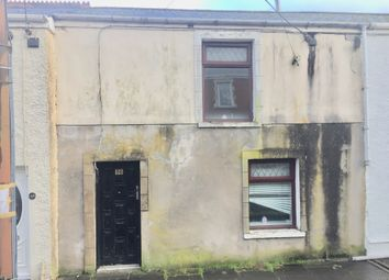 2 bed terraced house for sale in High Street, Nantyffyllon, Maesteg CF34