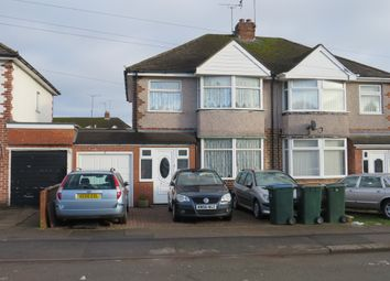 Thumbnail 3 bed semi-detached house for sale in Ulverscroft Road, Cheylesmore, Coventry