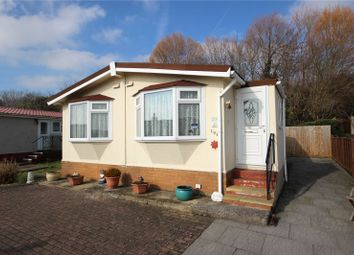 Thumbnail 2 bed mobile/park home for sale in Woodlands Park, Almondsbury, Bristol