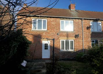 Thumbnail 3 bed property to rent in Conyers Gardens, Chester Le Street