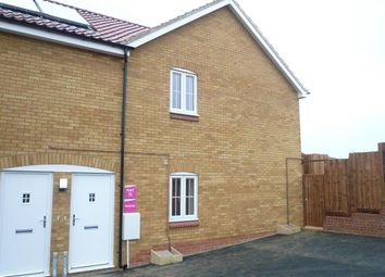 Thumbnail 2 bed flat to rent in Lily Close, Burton Latimer, Kettering