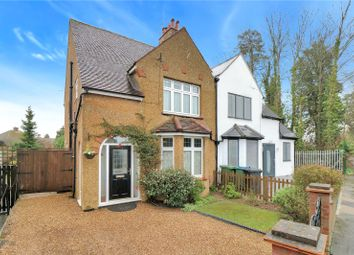 Thumbnail 3 bed semi-detached house for sale in Horseshoe Lane, Garston, Watford
