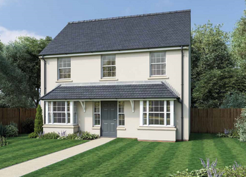 Thumbnail 4 bedroom detached house for sale in The Brecon, The Green, Llangenny Lane, Crockhowell