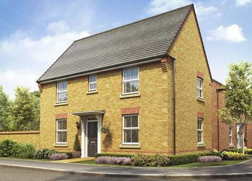"Thumbnail 3 bed semi-detached house for sale in ""Hadley"" at Burney Drive, Wavendon"