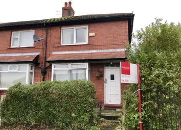 Thumbnail 2 bed semi-detached house for sale in Chester Avenue, Stalybridge, Cheshire, United Kingdom