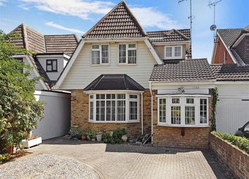 Thumbnail 4 bed detached house for sale in Perry Street, Billericay, Essex