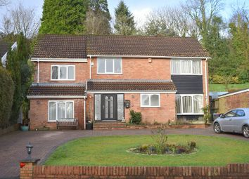 Thumbnail 4 bed detached house for sale in The Beeches Close, Sketty, Swansea