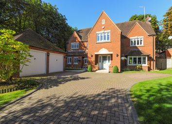Thumbnail 5 bed detached house for sale in Whirlow Green, Sheffield