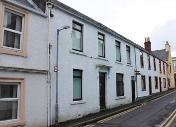 Thumbnail 5 bed terraced house for sale in 17 Princes Street, Stranraer