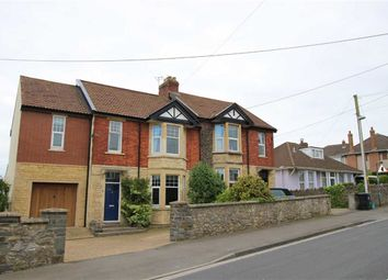 Thumbnail 5 bedroom semi-detached house for sale in Church Road, Worle, Weston-Super-Mare