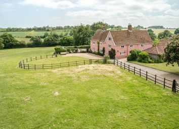 Thumbnail 5 bed detached house for sale in Chediston, Halesworth