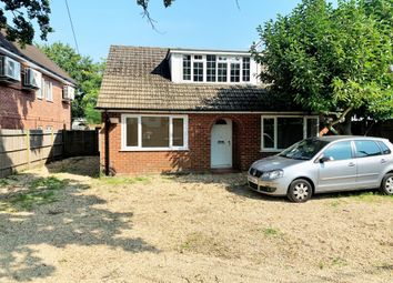 Thumbnail 3 bed detached bungalow to rent in Reading Road, Winnersh, Wokingham