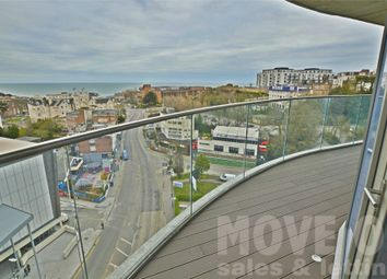 Thumbnail 3 bed flat to rent in Terrace Road, Bournemouth, Dorset
