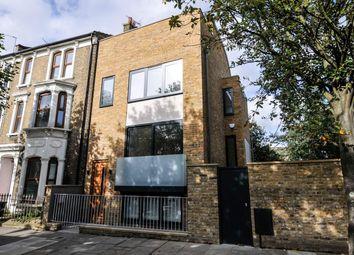Thumbnail 3 bed end terrace house for sale in Glenarm Road, London