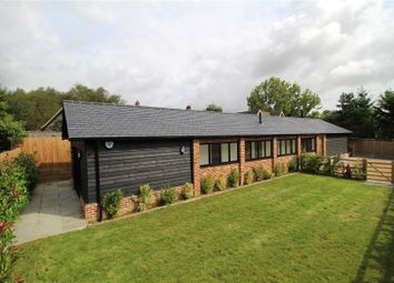 Thumbnail 3 bedroom detached bungalow for sale in Bassett Lodge, Magpie Lane, Little Warley, Brentwood