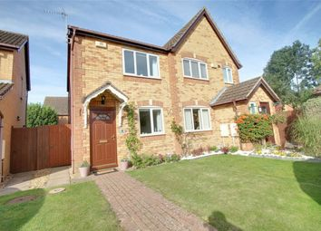 Laws Crescent, Brampton, Huntingdon PE28. 2 bed semi-detached house