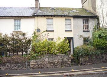 Thumbnail 3 bed terraced house for sale in East Street, Newton Abbot, Devon.