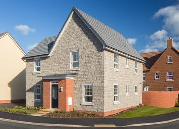 "Thumbnail 4 bedroom detached house for sale in ""Lincoln"" at Tiverton Road, Cullompton"