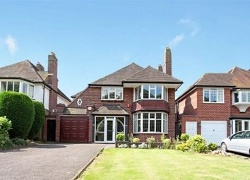 Thumbnail 4 bed detached house for sale in Monmouth Drive, Sutton Coldfield, West Midlands