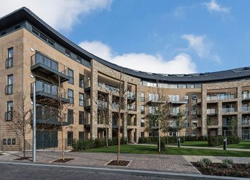 Thumbnail 3 bed flat for sale in Unwin Way, Stanmore